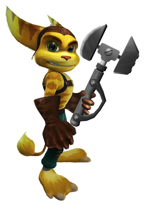 Category:Characters in Going Commando | Ratchet & Clank