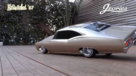 BeSwitched '67 RC scale lowrider by Jevries - YouTube