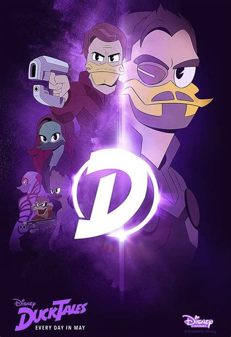DuckTales Releases Their Version of Avengers: Infinity War