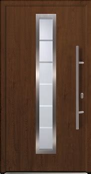 Hormann Thermo46 and Thermo65 front door TPS 700