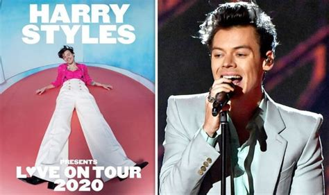 Harry Styles tour 2020: Everything you need to know about