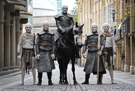 GAME OF THRONES - WHITE WALKERS - Ministry of Fun