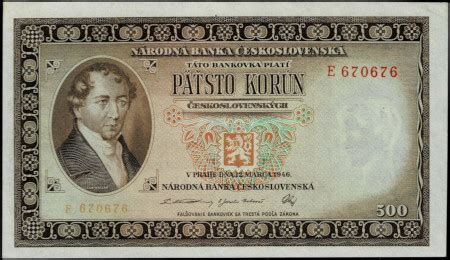 Czechoslovakia Paper Money Value and Identification Guide