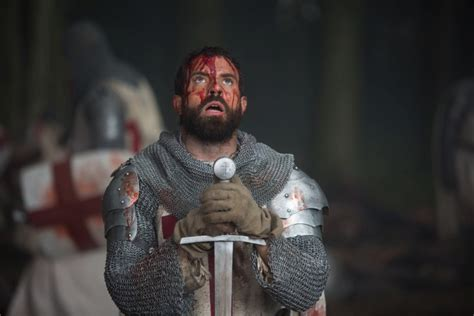 Knightfall - Promos, Photos, Promotional Poster & Premiere