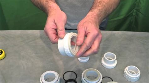 Heat and Pump Union Gaskets and O-Rings The Spa Guy Parts
