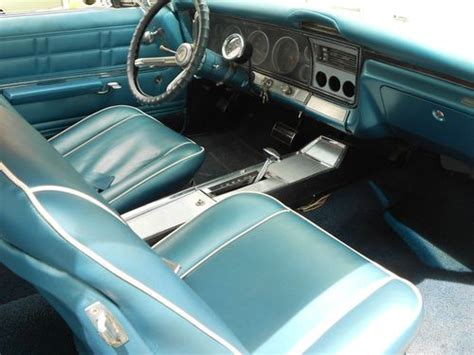 Buy used 1967 Chevy Impala SS 2Dr hardtop with bucket