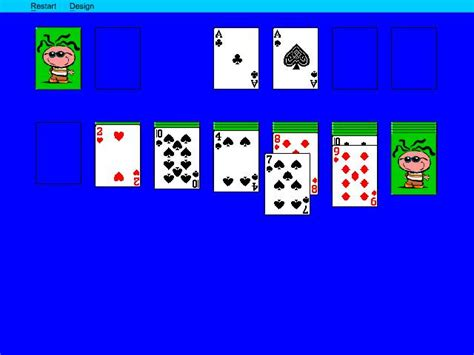 Online hry zdarma - Solitaire