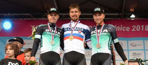 Peter Sagan Becomes Slovak Champion Again and Other Cool