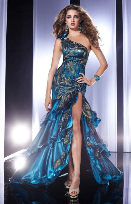 Panoply 14366 - Formal Evening Prom Dress