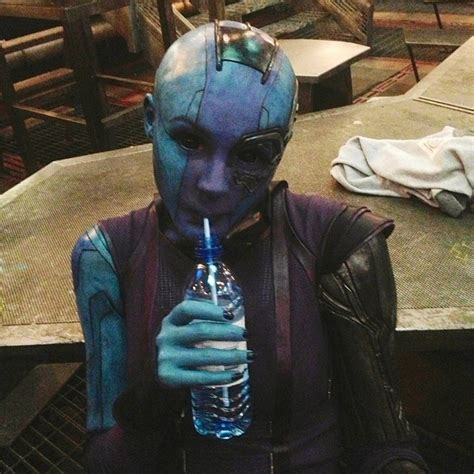 New image from the set of Guardians of the Galaxy