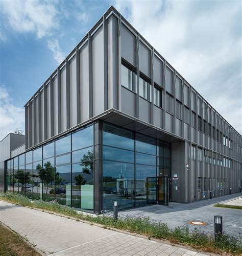 Architects » Aluminium system solutions for your building