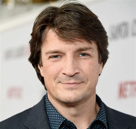 Nathan Fillion appears to be trapped in a disco party bus