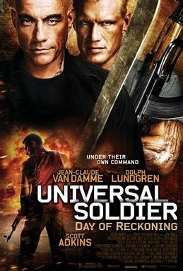 Universal Soldier: Day of Reckoning - Wikipedia