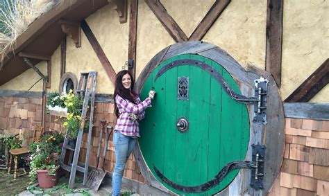 Washington Hobbit Hole is the first of three in an off