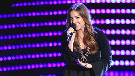"""A Child Star Makes Her Comeback on """"The Voice"""" (Watch"""