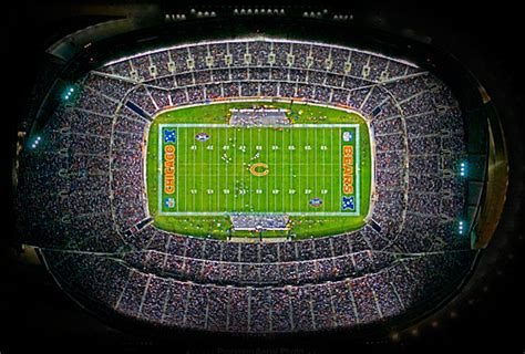Chicago Venue Guide: Soldier Field Seating and History