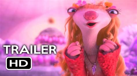 Ice Age 5: Collision Course Official Trailer #2 (2016) Ray