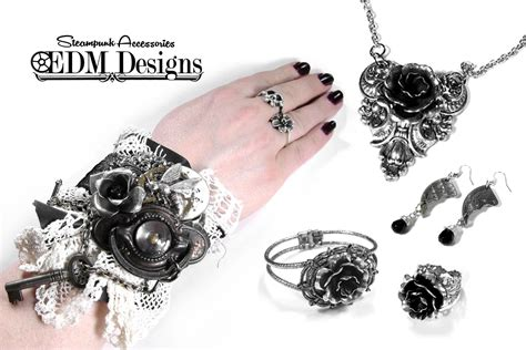 EDM Designs brand metal base jewelry is honored to have