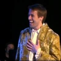 Cedric Diggory - A Very Potter Musical - POSTAVY