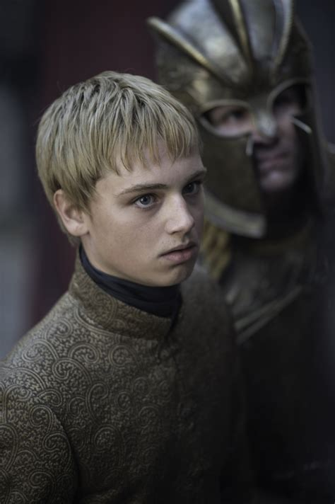 Caption This: Game of Thrones' Tommen is Traumatized