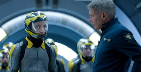 'Ender's Game' releases IMAX poster, 6 new stills | Hypable