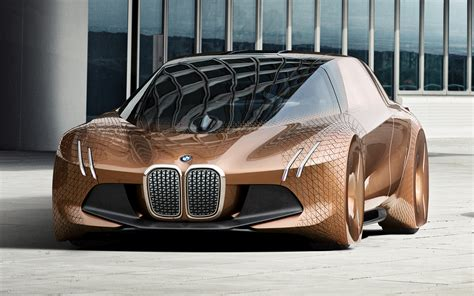 2016 BMW Vision Next 100 - Wallpapers and HD Images   Car