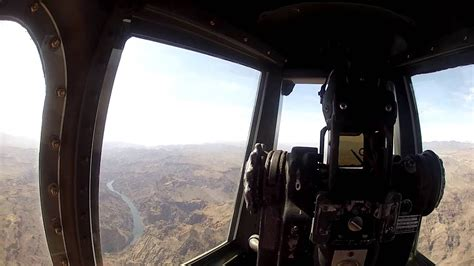 Video from the tailgunner window of the B-29 named Fifi