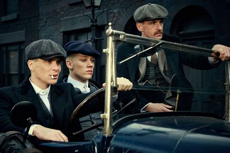 'Peaky Blinders' Concludes Filming For Season 3 [PHOTOS]